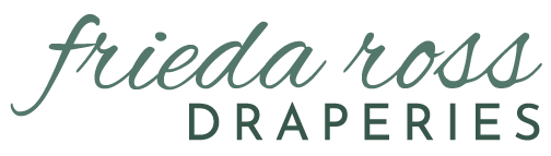 Frieda Ross Draperies logo
